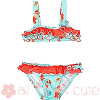 Lobster Frill Bikini by Tutto Piccolo